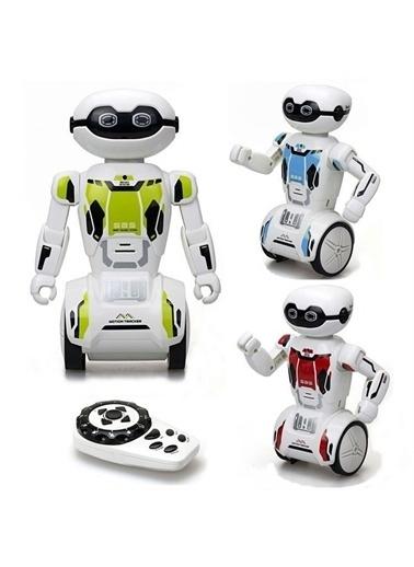 Silverlit Silverlit Macrobot Renkli Robot Oyuncak Renkli